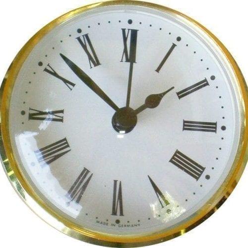 Uhrwerke, Uhrenteile zur Selbstmontage